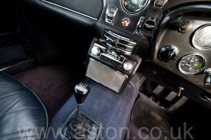 обивка Астон Мартин DB6 Mk1 1968. Кликните для просмотра фото автомобиля большего размера.