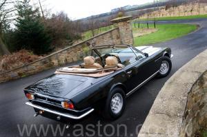 купить Астон Мартин Воланте (Volante) 1982. Кликните для просмотра фото автомобиля большего размера.