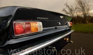 фотография Астон Мартин Воланте (Volante) 1982. Кликните для просмотра фото автомобиля большего размера.