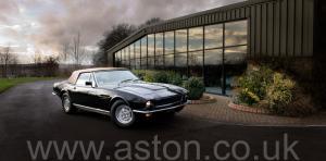 вид Астон Мартин Воланте (Volante) 1982. Кликните для просмотра фото автомобиля большего размера.