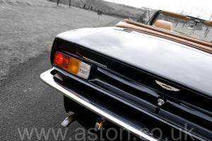 цвет Астон Мартин Воланте (Volante) 1982. Кликните для просмотра фото автомобиля большего размера.
