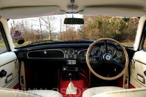 фотография Астон Мартин DB6 Mk1 1969. Кликните для просмотра фото автомобиля большего размера.