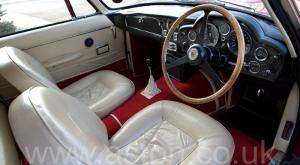 кузов Астон Мартин DB6 Mk1 1969. Кликните для просмотра фото автомобиля большего размера.