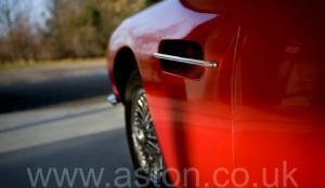 обивка Астон Мартин DB6 Mk1 1969. Кликните для просмотра фото автомобиля большего размера.