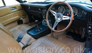разгон Астон Мартин AM Vantage 1973. Кликните для просмотра фото автомобиля большего размера.