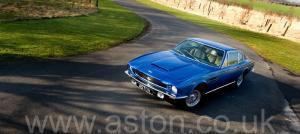 цвет Астон Мартин AM Vantage 1973. Кликните для просмотра фото автомобиля большего размера.