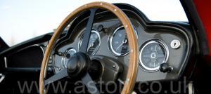 кузов Астон Мартин DB2/4 MkIII DHC 1958. Кликните для просмотра фото автомобиля большего размера.