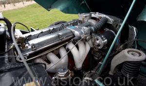 москва Астон Мартин Последний DB2 Mk1 1953. Кликните для просмотра фото автомобиля большего размера.