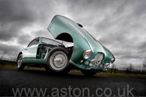 фото Астон Мартин Последний DB2 Mk1 1953. Кликните для просмотра фото автомобиля большего размера.