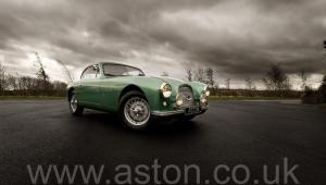вид Астон Мартин Последний DB2 Mk1 1953. Кликните для просмотра фото автомобиля большего размера.