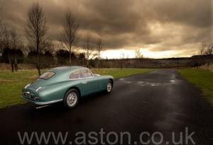 цвет Астон Мартин Последний DB2 Mk1 1953. Кликните для просмотра фото автомобиля большего размера.