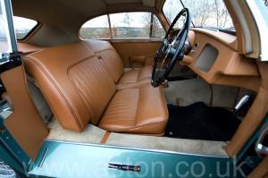красивый Астон Мартин Последний DB2 Mk1 1953. Кликните для просмотра фото автомобиля большего размера.