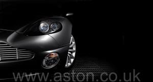 купить Астон Мартин Вэнкуиш (Vanquish) 2003. Кликните для просмотра фото автомобиля большего размера.