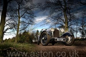 купить Астон Мартин 1.5Lit International 1930. Кликните для просмотра фото автомобиля большего размера.