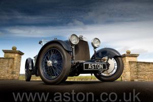 разгон Астон Мартин 1.5Lit International 1930. Кликните для просмотра фото автомобиля большего размера.
