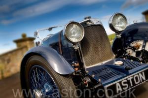 кузов Астон Мартин 1.5Lit International 1930. Кликните для просмотра фото автомобиля большего размера.