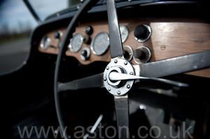 салон Астон Мартин 1.5Lit International 1930. Кликните для просмотра фото автомобиля большего размера.