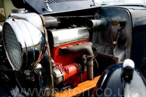 обивка Астон Мартин 1.5Lit International 1930. Кликните для просмотра фото автомобиля большего размера.