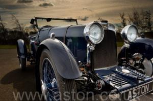 вид Астон Мартин 1.5Lit International 1930. Кликните для просмотра фото автомобиля большего размера.