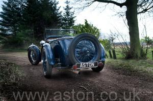 цвет Астон Мартин 1.5Lit International 1930. Кликните для просмотра фото автомобиля большего размера.