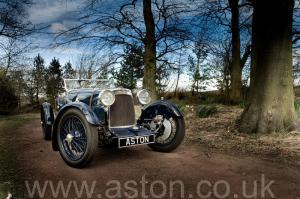 красивый Астон Мартин 1.5Lit International 1930. Кликните для просмотра фото автомобиля большего размера.