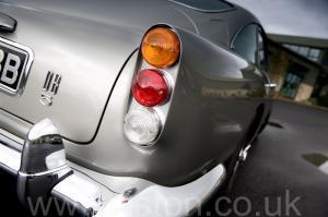 фото Астон Мартин DB5 1963. Кликните для просмотра фото автомобиля большего размера.
