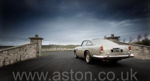 цвет Астон Мартин DB5 1963. Кликните для просмотра фото автомобиля большего размера.
