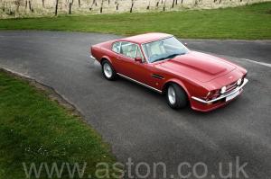 купить Астон Мартин V8 Vantage X-Pack 1988. Кликните для просмотра фото автомобиля большего размера.
