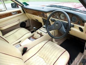 разгон Астон Мартин V8 Vantage X-Pack 1988. Кликните для просмотра фото автомобиля большего размера.