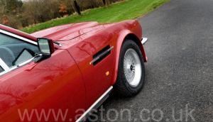 роскошный Астон Мартин V8 Vantage X-Pack 1988. Кликните для просмотра фото автомобиля большего размера.
