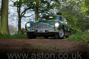 купить Астон Мартин DB6 Mk 1 1966. Кликните для просмотра фото автомобиля большего размера.