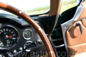 кузов Астон Мартин DB6 Mk 1 1966. Кликните для просмотра фото автомобиля большего размера.