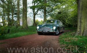 фотографии Астон Мартин DB6 Mk 1 1966. Кликните для просмотра фото автомобиля большего размера.