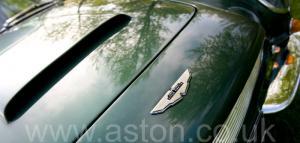 обивка Астон Мартин DB6 Mk 1 1966. Кликните для просмотра фото автомобиля большего размера.