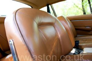 вид сзади Астон Мартин DB6 Mk 1 1966. Кликните для просмотра фото автомобиля большего размера.