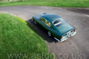 цвет Астон Мартин DB6 Mk 1 1966. Кликните для просмотра фото автомобиля большего размера.