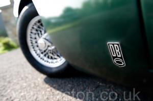 красивый Астон Мартин DB6 Mk 1 1966. Кликните для просмотра фото автомобиля большего размера.