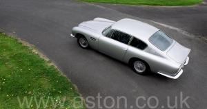 кузов Астон Мартин DB6 Mk1 1968. Кликните для просмотра фото автомобиля большего размера.