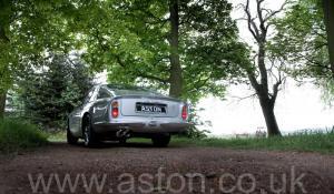 обзор Астон Мартин DB6 Mk1 1968. Кликните для просмотра фото автомобиля большего размера.