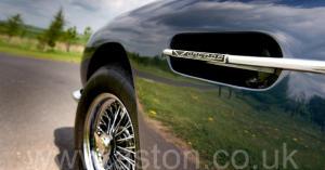 вид Астон Мартин DB6 Mk 1 спецификации Vantage 1967. Кликните для просмотра фото автомобиля большего размера.