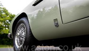 разгон Астон Мартин DB5 1965. Кликните для просмотра фото автомобиля большего размера.