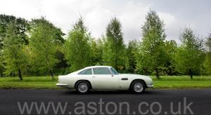 фото Астон Мартин DB5 1965. Кликните для просмотра фото автомобиля большего размера.