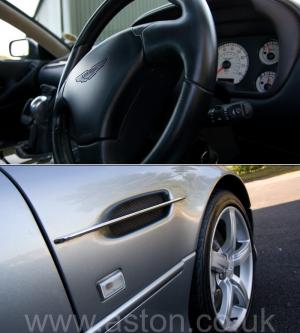 вид Астон Мартин Db7 GT 2003. Кликните для просмотра фото автомобиля большего размера.
