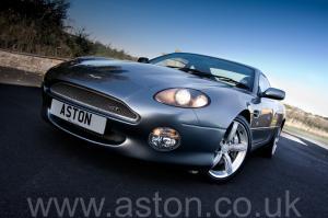 обзор Астон Мартин Db7 GT 2003. Кликните для просмотра фото автомобиля большего размера.