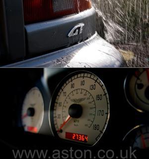цвет Астон Мартин Db7 GT 2003. Кликните для просмотра фото автомобиля большего размера.