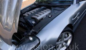 роскошный Астон Мартин Db7 GT 2003. Кликните для просмотра фото автомобиля большего размера.