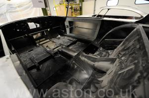 разгон Астон Мартин DB6 MK1 1967. Кликните для просмотра фото автомобиля большего размера.