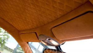обивка Астон Мартин Vanquish V12 2002. Кликните для просмотра фото автомобиля большего размера.