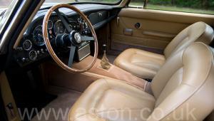вид Астон Мартин DB6 MK1 1967. Кликните для просмотра фото автомобиля большего размера.