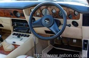 купить Астон Мартин Aston Martin V8 to Vantage spec 1984. Кликните для просмотра фото автомобиля большего размера.